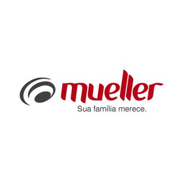 Logo de la marca Mueller