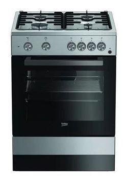 Imagen de Cocina combinada Beko 62010 4h gas
