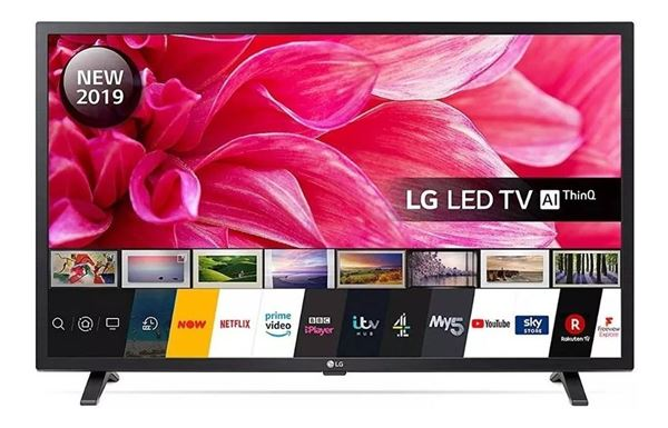 Imagen de Smart tv led LG 32 smart mod LM630 IA