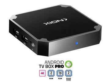 Imagen de Android tv Xion interfase