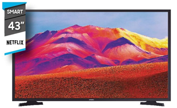 Imagen de Smart tv Led Samsung 43 Full HD UN43T5300