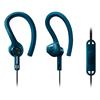 Imagen de Auriculares Philips Deportivos SHQ1405BL/00 negro