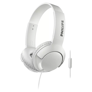 Imagen de Auriculares Philips ON EAR BASS BLANCO SHL3075WT/00
