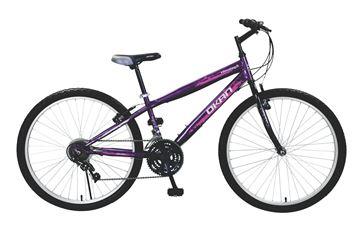 "Imagen de Bicicleta OKAN HIMALAYA dama 26"" Violeta"