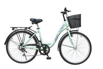 Imagen de Bicicleta OKAN BERNA dama VERDE