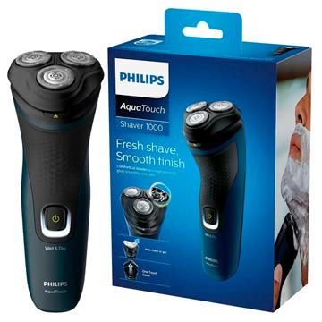 Imagen de Afeitadora Philips S1121 recargable uso en seco/húmedo