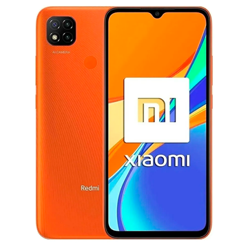 Imagen de Celular XIAOMI Redmi 9c 3GB + 64GB NARANJA